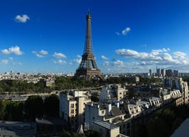 By The Eiffel Tower Live Virtual Tour's thumbnail image