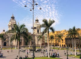 Lima's Historic Center Live Virtual Tour's thumbnail image