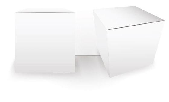 Cube de sol carton