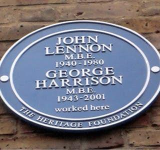 George Harrison in London's gallery image
