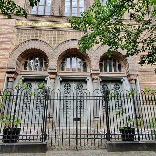 Berlin's Jewish Quarter - Live Virtual Experience's main gallery image