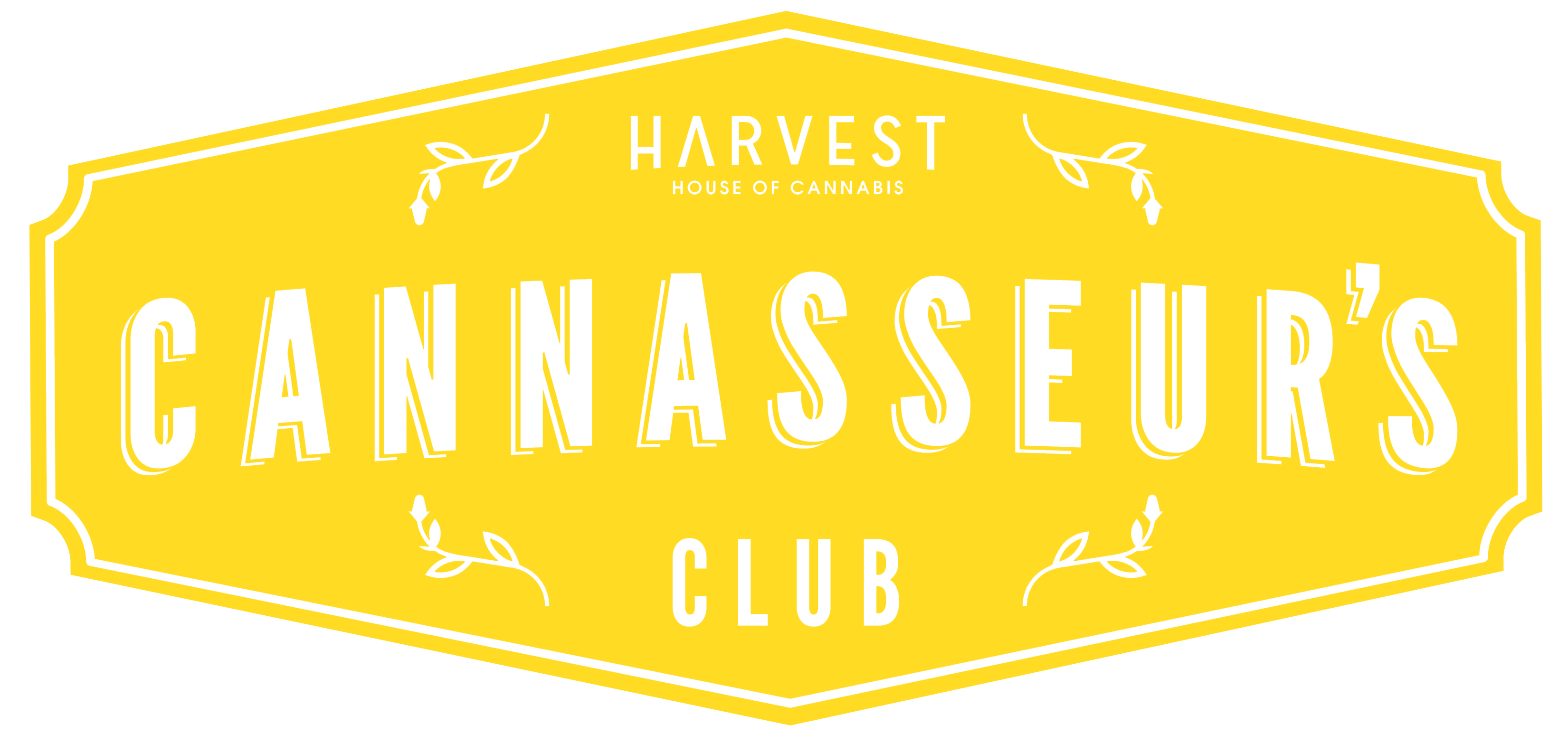 Harvest Cannasseur's Club Logo