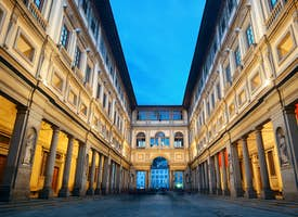 Uffizi Gallery in Florence with an Art Expert: Online Tour's thumbnail image