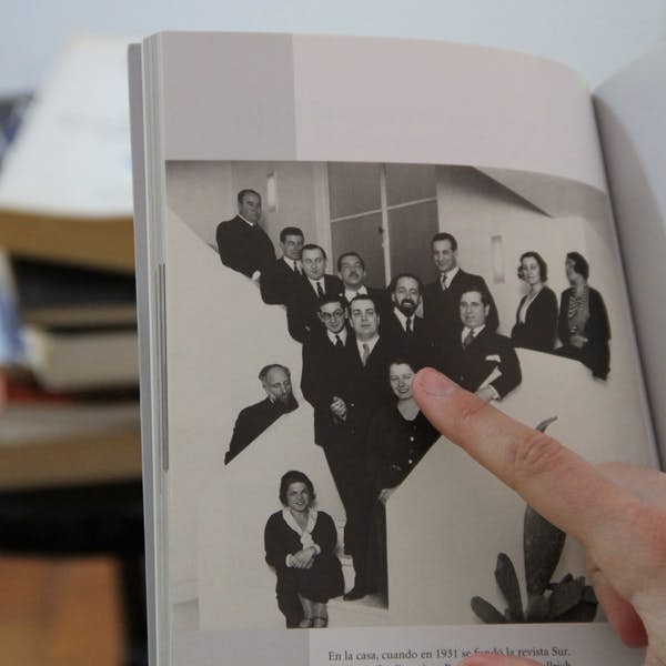 Learn about the best Argentinian writers with a local host's main gallery image