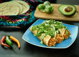 Mexico's Classic Tacos Dorados: Online Cooking Class with a Home Chef's thumbnail image