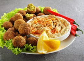 Flavors of Arabia: Online Cooking Class with Local Chef's thumbnail image