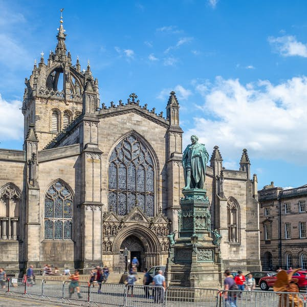 The highlights of Edinburgh – Live Virtual Experience's main gallery image