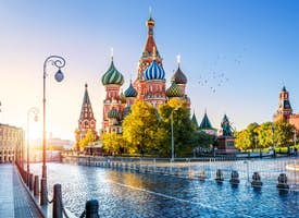 Moscow Red Square Tour 's thumbnail image