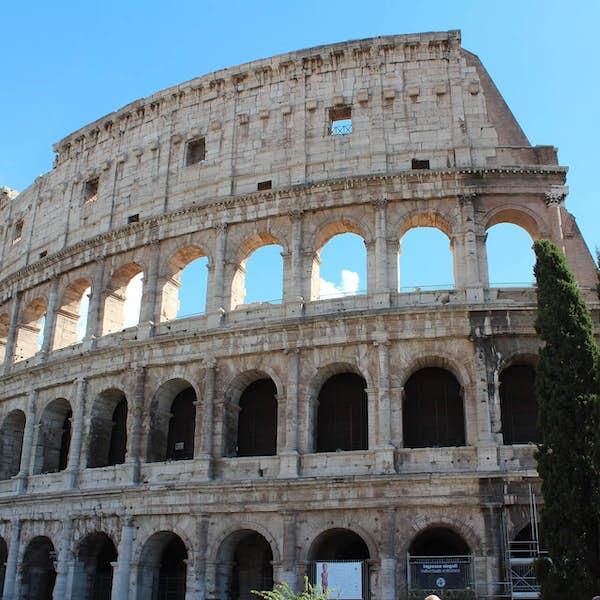 Discover Ancient Rome Origins Live Virtual Tour's main gallery image