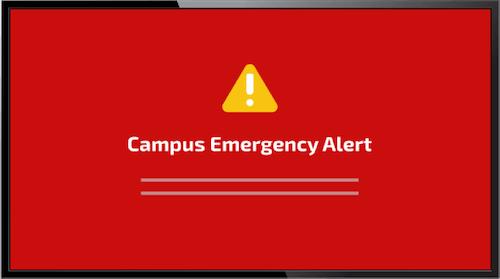 Campus Wide Alerts