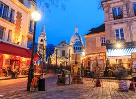 Paris Without the Crowds: Montmartre Walk with a Local's thumbnail image