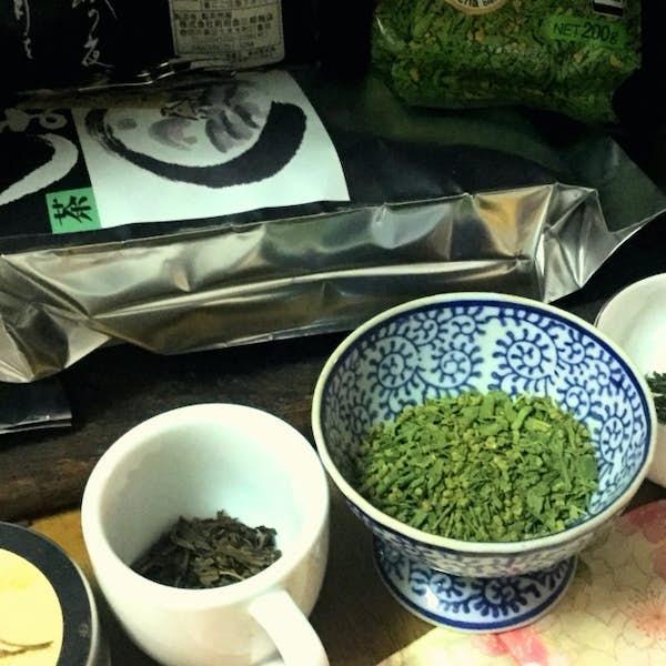 Tokyo Online: Green Teatime in Japan's main gallery image