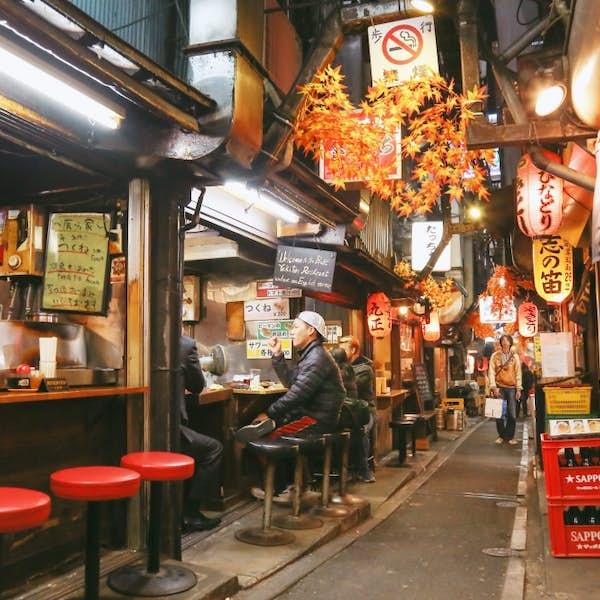 Live Shinjuku Golden Gai Tour's main gallery image