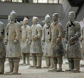 The Terracotta Warriors: Sleeping Legion 's gallery image