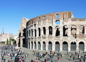 Discover Ancient Rome Origins Live Virtual Tour's thumbnail image