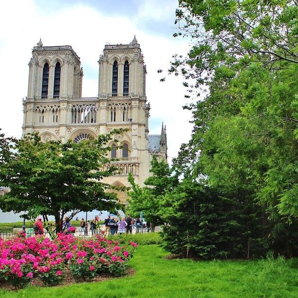 Île de la Cité & Notre Dame Live Virtual Tour's main gallery image