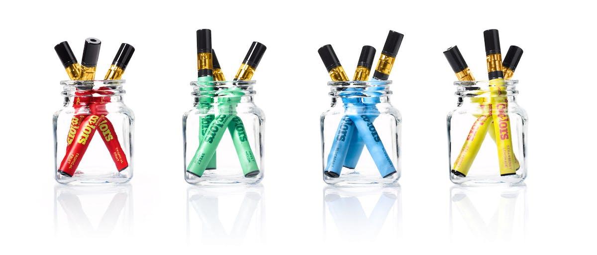 Colors vape pens