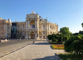 Secrets and Splendors of Odessa's Main Sights Live Walking Tour with a Quiz's thumbnail image