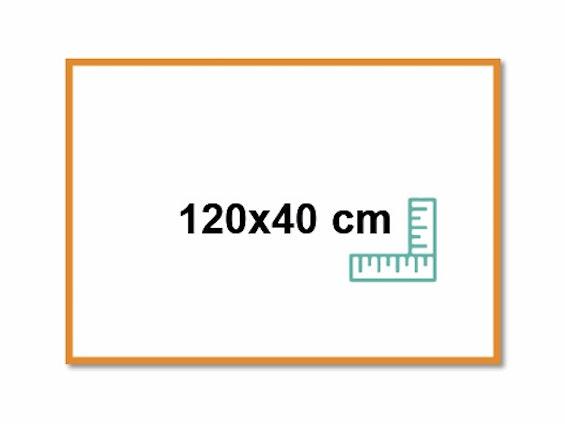 Panneau 120 x 40 cm