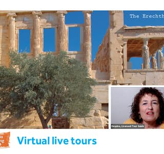 Virtual Live Guided Tour: the Acropolis of Athens's gallery image