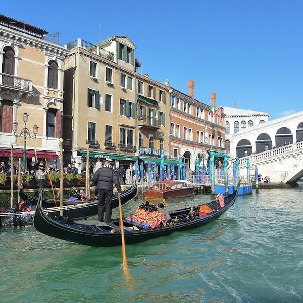 Venice and Rialto Bridge Highlights Live Virtual Tour's main gallery image