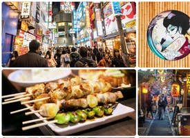 Tokyo Online: Virtual Experience in Shibuya and Shinjuku with a Local Expert's thumbnail image