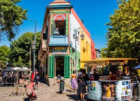 Buenos Aires, Walking along the history - Live streaming tour's thumbnail image