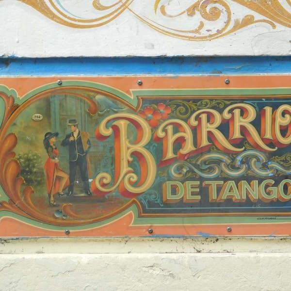 Abasto neighborhood: The place where Tango and Carlos Gardel met's main gallery image